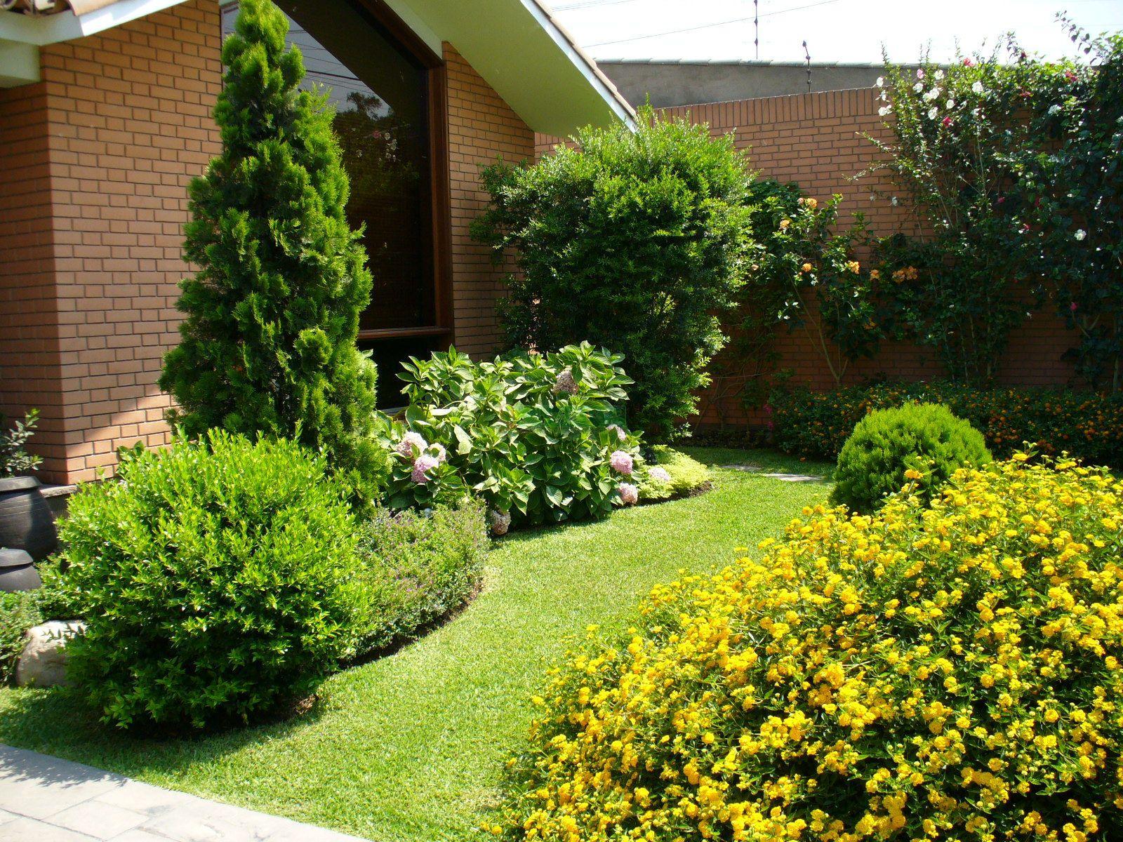 Dise o de jardines for Diseno de jardines lima